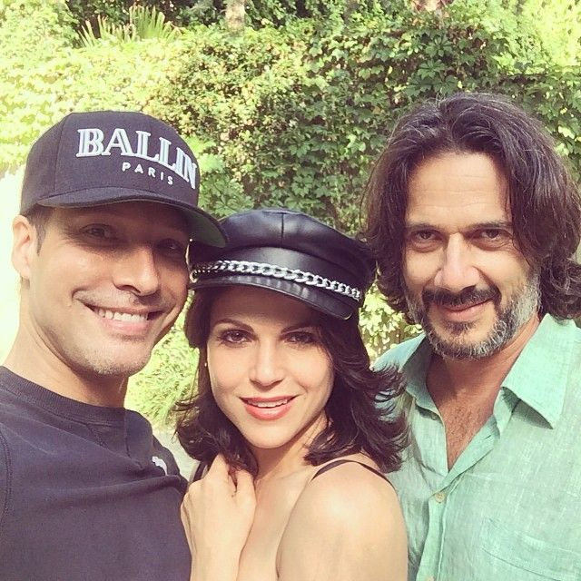 Happy Pride 2014!! From Troy Jensen, Lana Parrilla & Fred Di Blasio