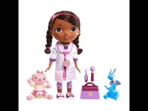 Doutora Brinquedos, Doc McStuffins Talking & Singing Doll, Review, Pt-Br...