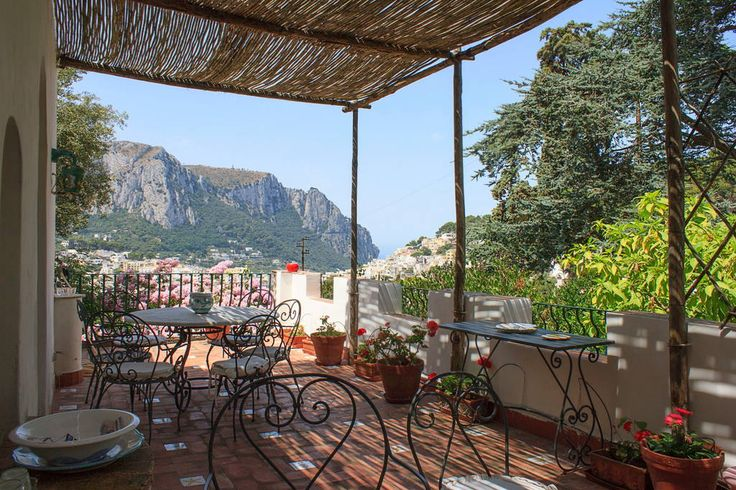 Check out this awesome listing on Airbnb: La Micella - Capri - Houses for Rent in Capri