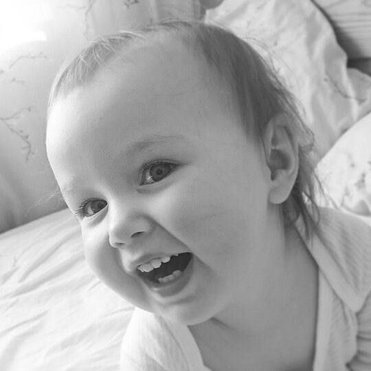 #baby #laughter #happiness