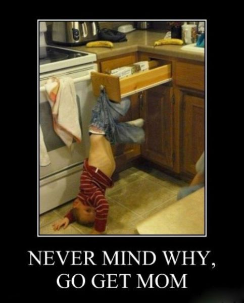 I can see My future child doing something like this hahahaha