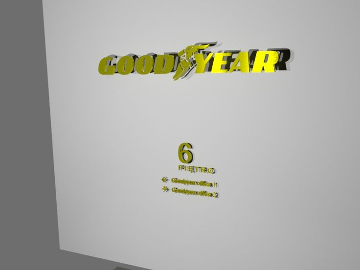 Goodtear logo