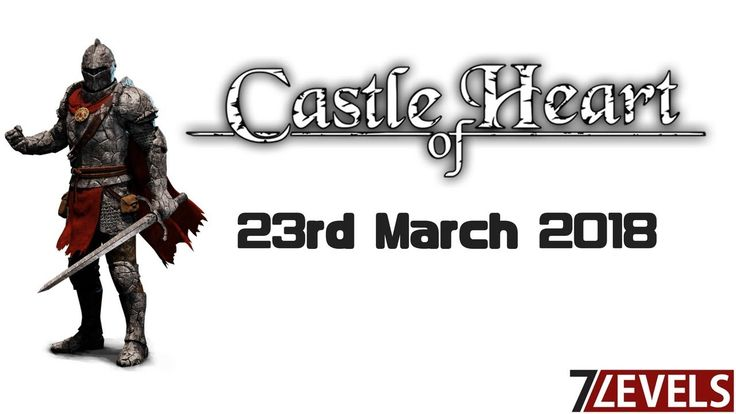 Castle Of Heart Teaser Trailer - Nintendo Switch Exclusive
