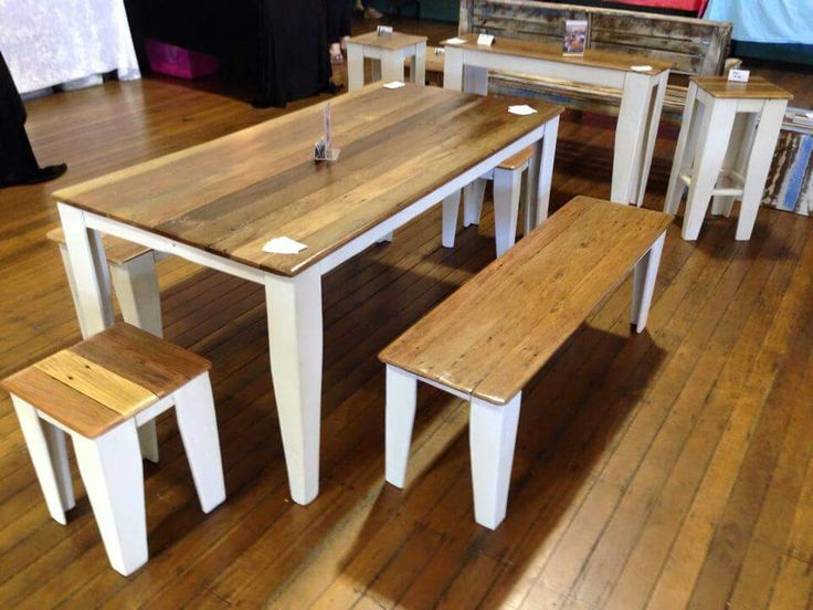 Quality recycled wood furniture