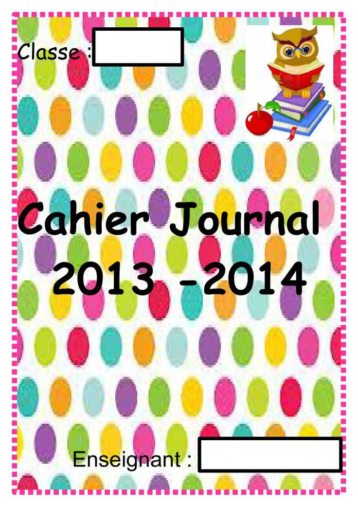 classeur journal
