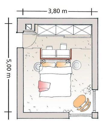Spectacular Eine wei e Wand im R cken RaumteilerSchlafzimmerNeue WohnungKleiderschrank PraktischWohnenSchrank