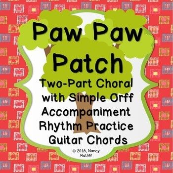 This is a two-part arrangement of the folk song with a simple Orff instrument accompaniment. Soprano sings melody. Alto sings a descant/countermelody part which varies with each of 3 verses. You get the arrangement in both F Major and D Major. Great song for