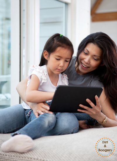 Connecting with Kids Using Technology: 3 Great Logic Apps for Preschoolers and Their Parents.