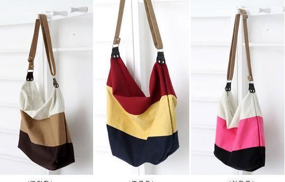 Cheap handbags 1, Buy Quality handbag hanger directly from China handbag seller Suppliers: 2014 stripe canvas bag messenger bag fashionable casual student school bag women's handbag shoulder bag&nbsp