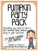 Everything you need to have a fun, learning filled pumpkin party is included in this pack! This set includes six pumpkin themed stations that students can participate in. These activities have been around for a while, and I was able to align each activity to 2nd grade Common Core math standards and create recording sheets for each activity! Although they are aligned with 2nd grade, all of the activities can be adapted to work with any other grade level! They can be done on one day with a…