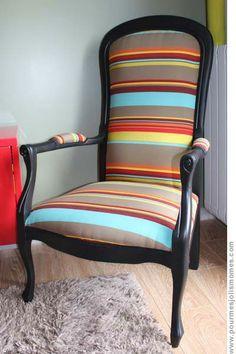les 31 meilleures images propos de relooker un meuble sur pinterest meubles bricolage et. Black Bedroom Furniture Sets. Home Design Ideas