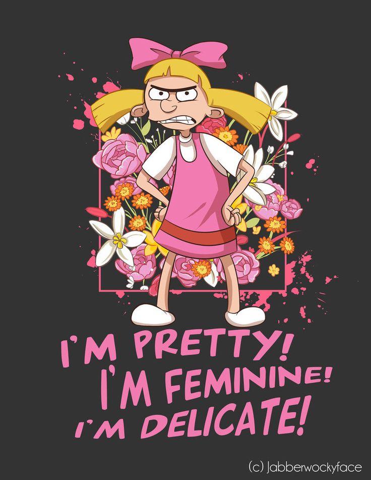 Hey Arnold T-Shirt Design by Jabberwockyface