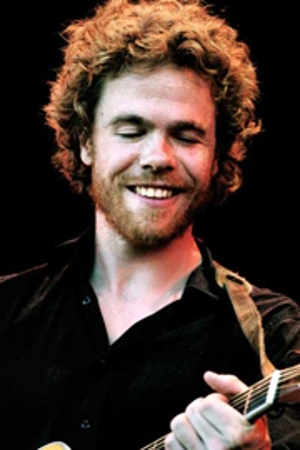 Josh Ritter the only man who does not write lyrics--but an entire story. An incredible songwriter.