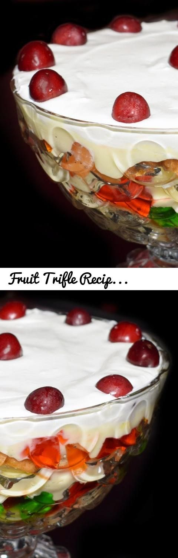 Fruit Trifle Recipe - How to make Custard Trifle - Easy Dessert Recipe... Tags: Fruit Trifle, Fruit Trifle Recipe, fruit custard, fruit custard recipe, custard trifle, fruit custard trifle, indian fruit custard, fruit Trifle pudding recipe, fruit Trifle recipe video, custard recipe in urdu, Dessert Recipes, How to Make Trifle, Dessert, custard trifle recipe, custard trifle recipe video, How to Make dessert, fruit trifle by kitchen with amna, kitchen with amna, eid special, pakistani recipes…