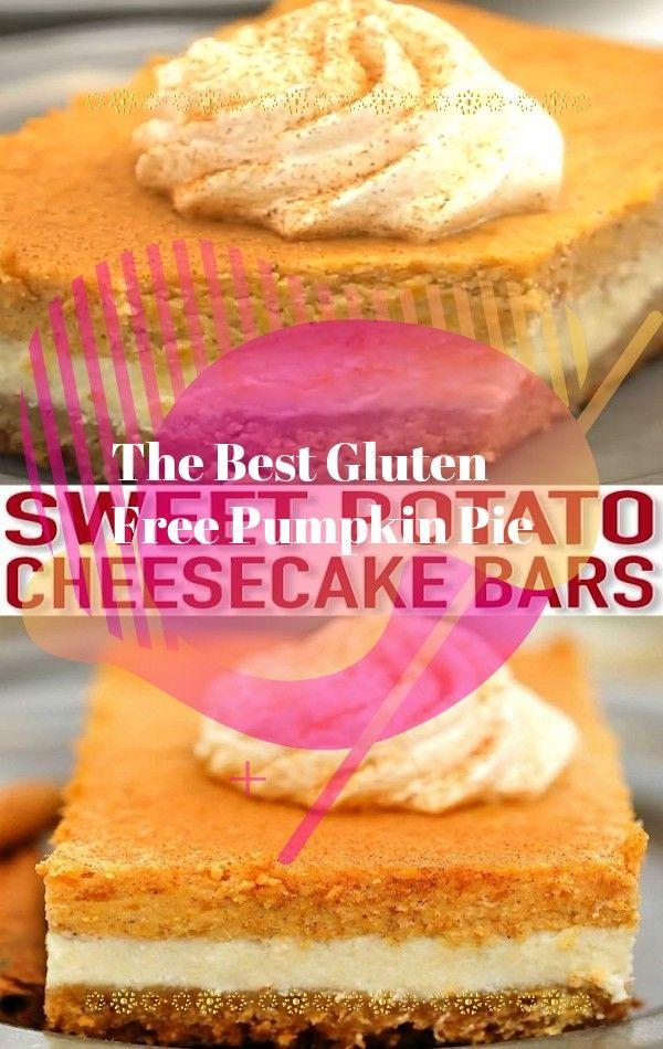 The Best Gluten Free Pumpkin Pie 2020