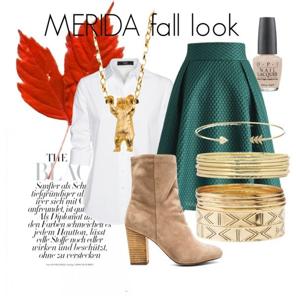 MERIDA by rowniezhao on Polyvore featuring polyvore, mode, style, Steffen Schraut, Chicwish, Soles, mizuki, momocreatura, Liz Claiborne, Charlotte Russe and OPI