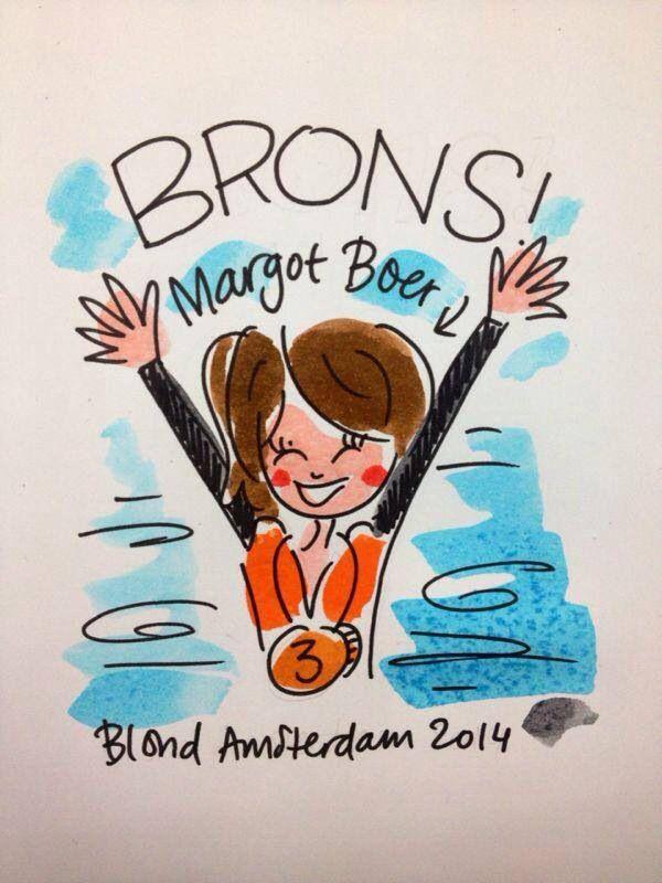 #olympics Sotsji 2014! Margot Boer