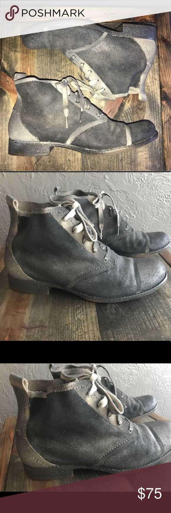 Timberlands gray Ombré sparkle boots Women's 11 Gorgeous rare Tims size 11 in mint condition! Timberland Shoes Combat & Moto Boots