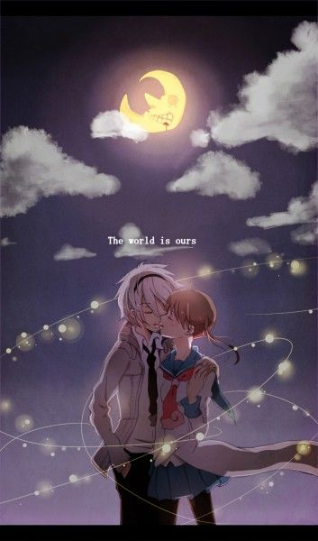 The world is ours - Soul and Maka