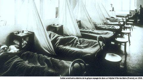 Billet historique Épisode 15 - La grippe espagnole | Downton Abbey | Radio-Canada.ca
