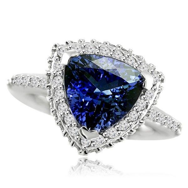 Champagne Tanzanite Tanzanite: 73 Best Tanzanite Rings Images On Pinterest
