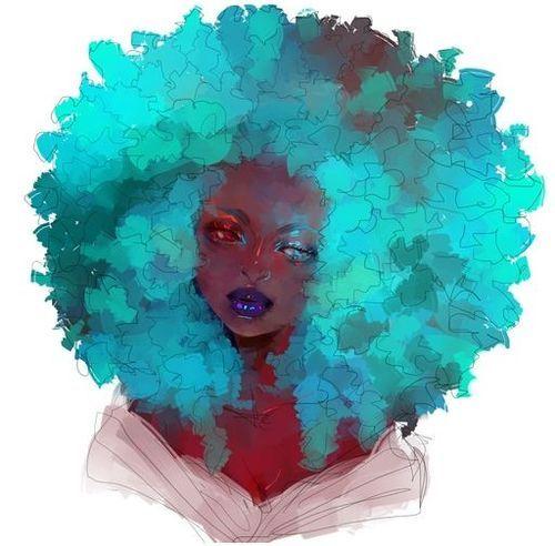 lovemamadolls:  We love afros