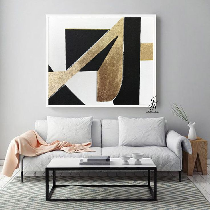 Abstract Painting Abstract Gold Painting Oil Painting Gold Leaf Original Painting with textured detail Large Art Modern Art by Julia Kotenko by JuliaKotenkoArt on Etsy