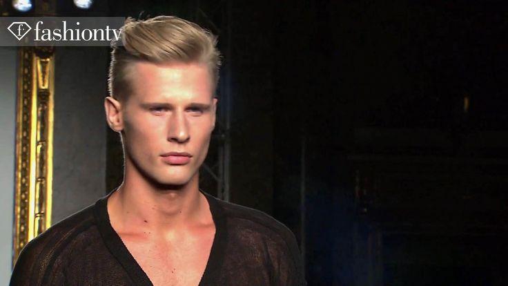 Roccobarocco Men Spring/Summer 2014 Show   Milan Men's Fashion Week   Fa...