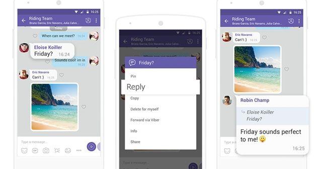 Tech: 3 új funkció jött a Viberbe, egyik jobb, mint a másik - HVG.hu