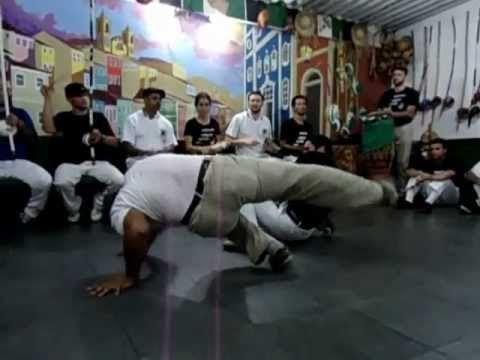 Jogo de Capoeira:  Semente do Jogo de Angola C.M Formigao C.M Danny