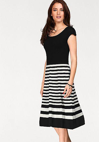 Vivance Strickkleid online bestellen- Baur - Werbung  #Kleid #Strickkleid #Kleidung #Klamotten #Fashion #Mode