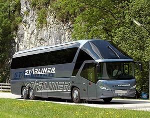 Neoplan Starliner.