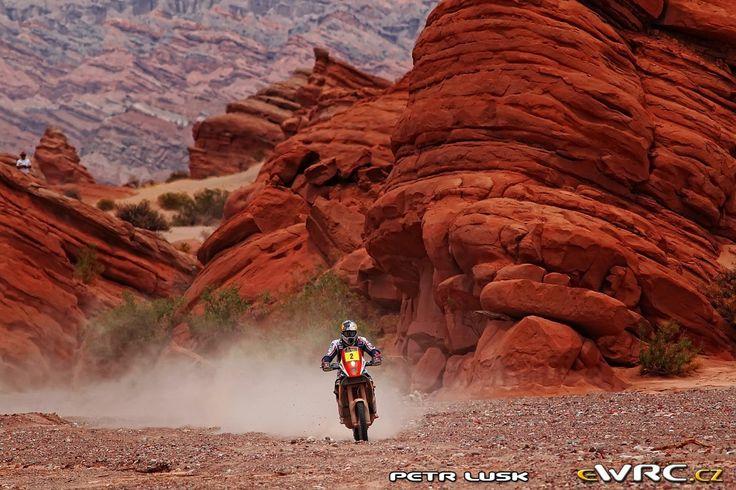 Desert rally racing dakar peter lusk (1200x800, rally, racing, dakar, peter, lusk)  via www.allwallpaper.in