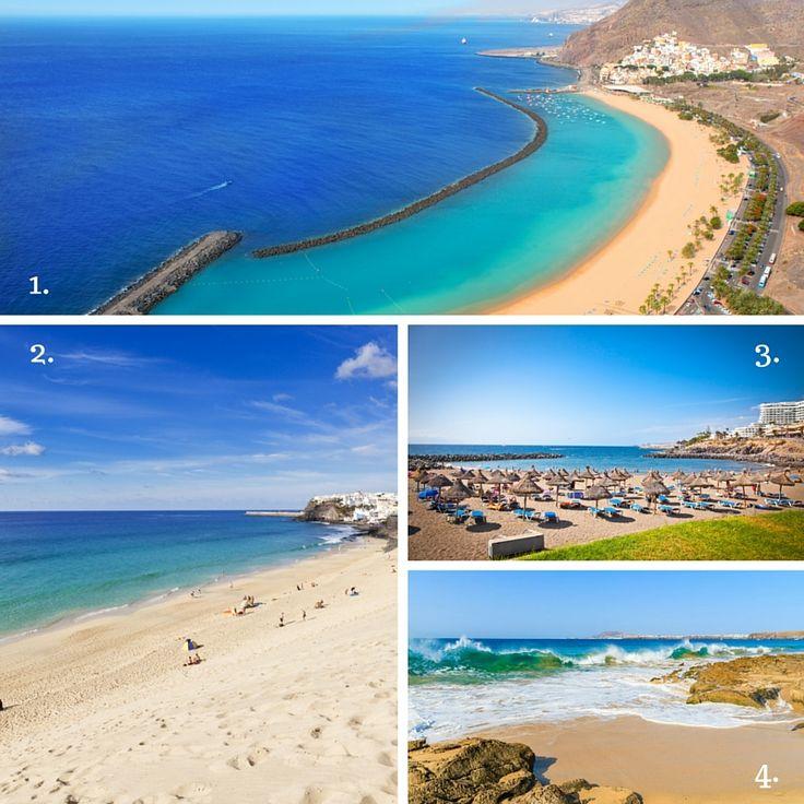 Which are you?  1. Tenerife 2. Fuerteventura 3. Gran Canaria 4. Lanzarote