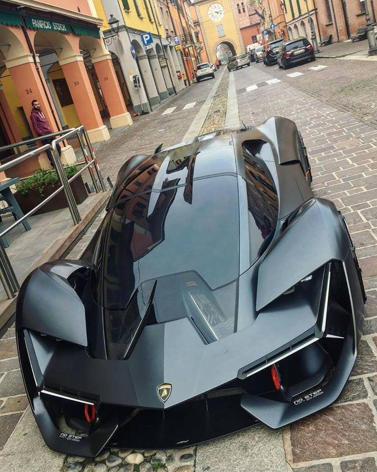 Lamborghini quinto millennio
