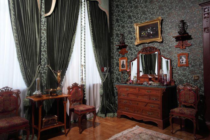 Фото интерьера кабинета квартиры в стиле модерн