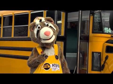 thème de l'autobus scolaire, voici des petites capsules vidéo intéressantes!