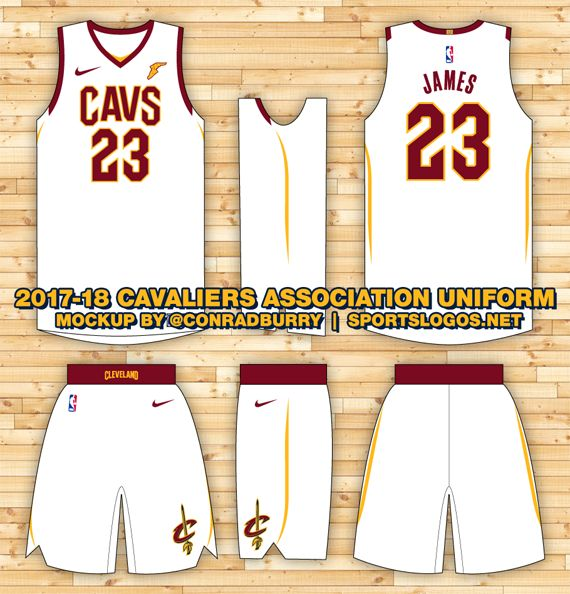 Apparent New Cavs Nike Uniform Leaked   Chris Creamer's SportsLogos.Net News and Blog : New Logos and New Uniforms news, photos, and rumours