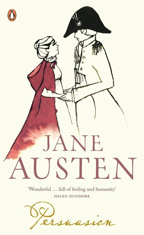 Jane Austen - Pocket Penguin Classics. Who doesn't love a bit of Jane Austen.