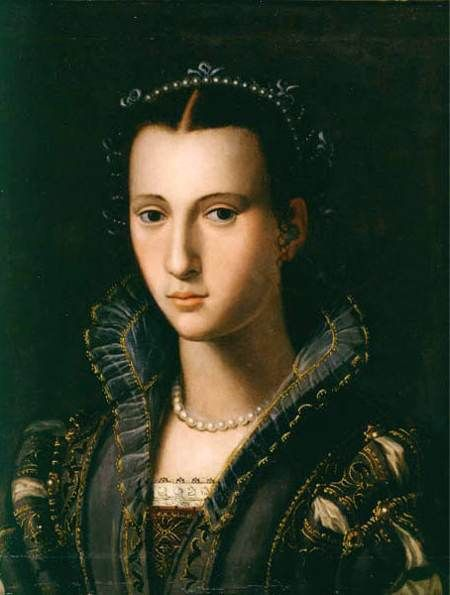 Eleonore de 'Medici, Duchess of Mantua (1567-1611)