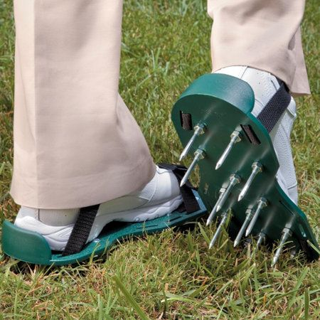 Lawn Aerator Shoes/Sandals