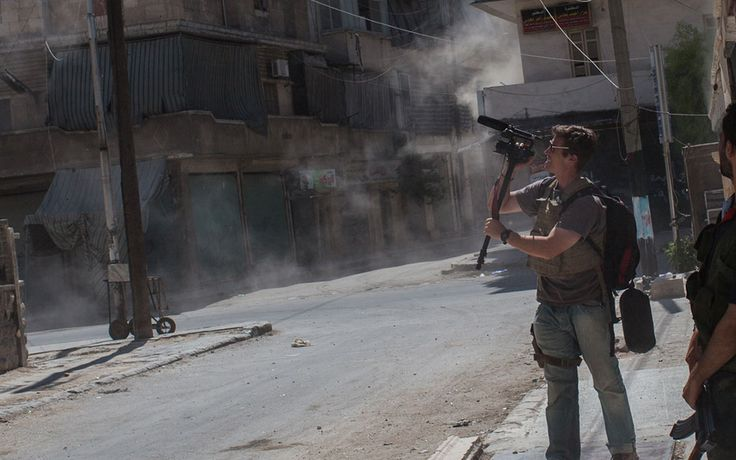 A tragic ode to James Foley, the journalist murdered by ISIS