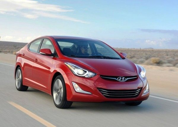 2014 Hyundai Elantra Sedan Reds Color 600x429 2014 Hyundai Elantra Sedan Reviews and Design
