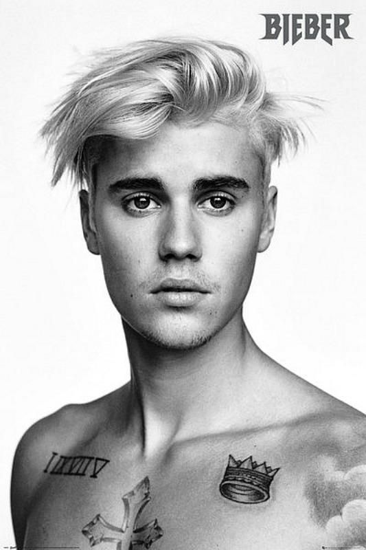 Justin Bieber : Pinup - Maxi Poster 61cm x 91.5cm new and sealed