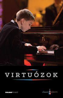 December – A zene hónapja #olcsó_könyvek #jó_könyvek #virtuózok_könyv #legjobb_könyvek #új_könyvek #akciós_könyvek