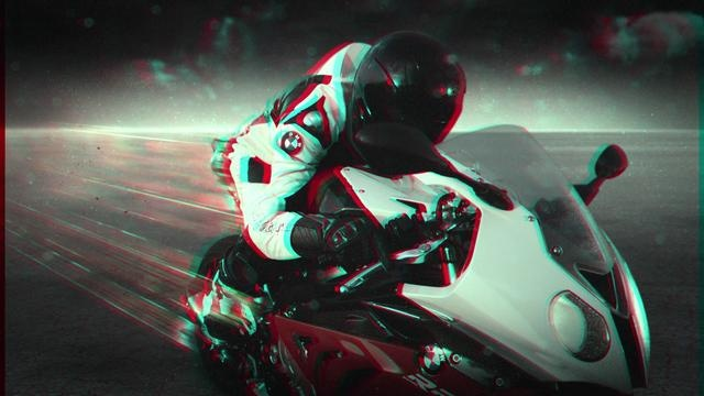 PLANET POWER - An S3D film starring the BMW S1000 RR (Anaglyph) by Kamerawerk GmbH. STEREOGRAPHY and STEREO SUPERVISION by KAMERAWERK GmbH. ( http://kamerawerk.ch )