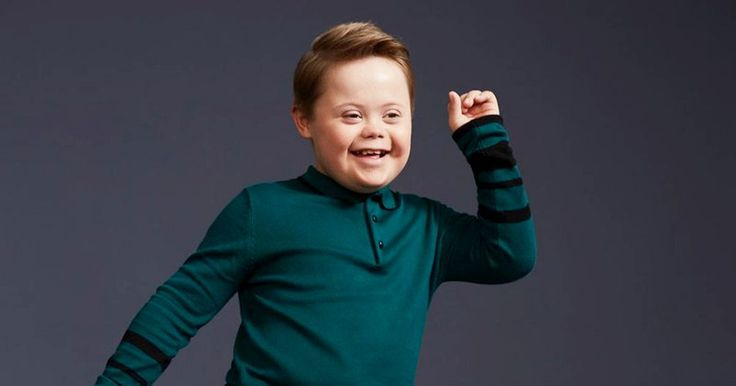 Boy with Down's Syndrome is new face of River Island kids' range  ||  Joseph Hale features alongside other children with mixed abilities in the 'RI Kids Squad' campaign http://www.liverpoolecho.co.uk/whats-on/shopping/boy-downs-syndrome-new-face-13800020?utm_campaign=crowdfire&utm_content=crowdfire&utm_medium=social&utm_source=pinterest