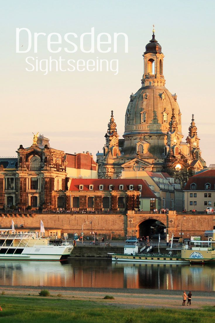 I spend a day in Dresden and here are my impressions of the Altstadt and Neustadt