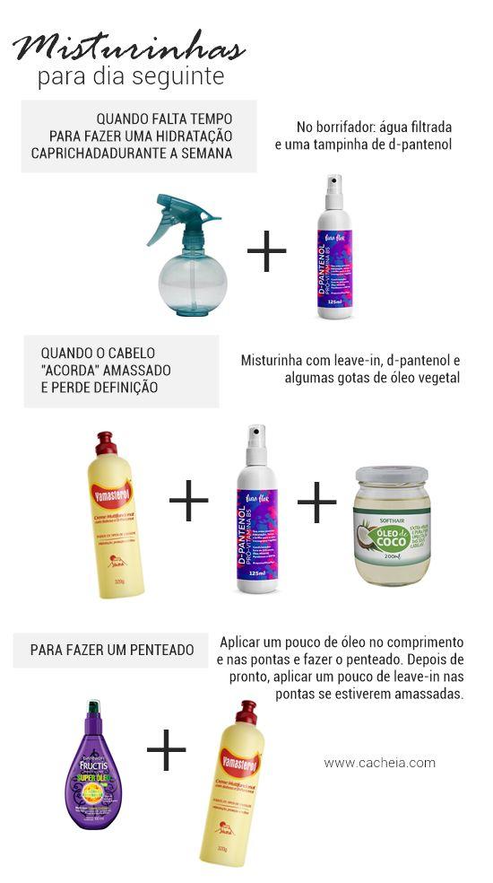 Como cuidar dos cabelos crespos nos dias frios: sugestões de misturinhas para finalização