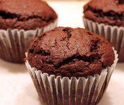 Muffins au chocolat facile version Cyril Lignac